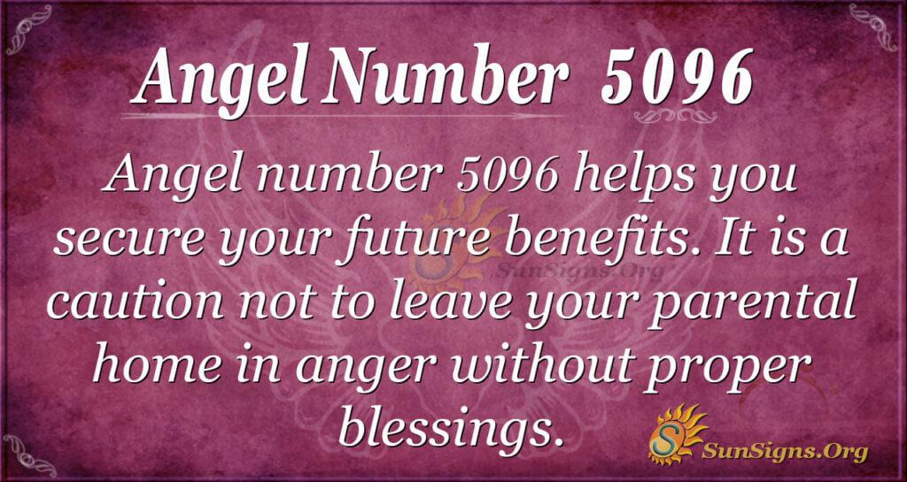 5096 angel number
