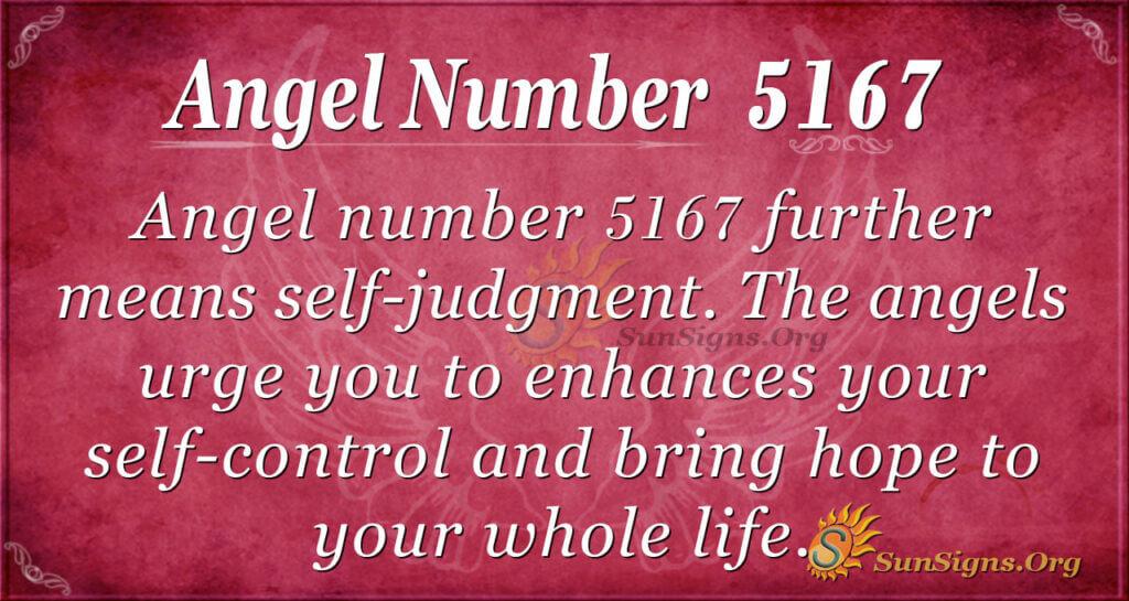 5167 angel number