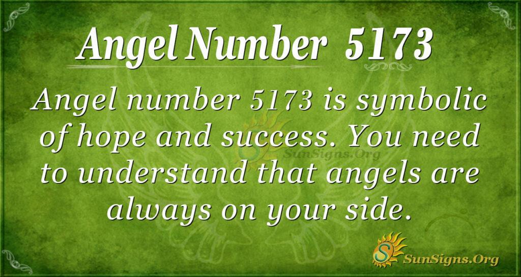 5173 angel number