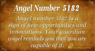 5182 angel number
