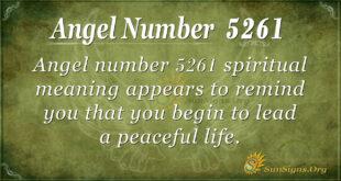 5261 angel number