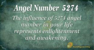 5274 angel number