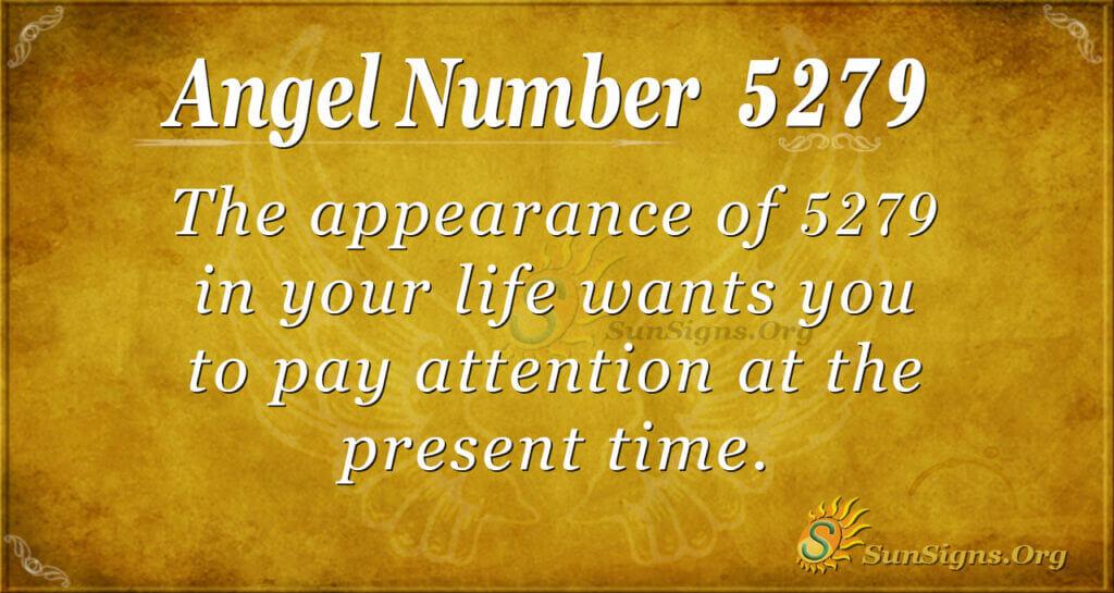 5279 angel number