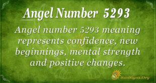 5293 angel number
