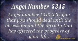 5345 angel number