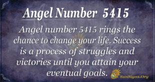 5415 angel number