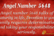 5648 angel number
