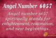 6057 angel number