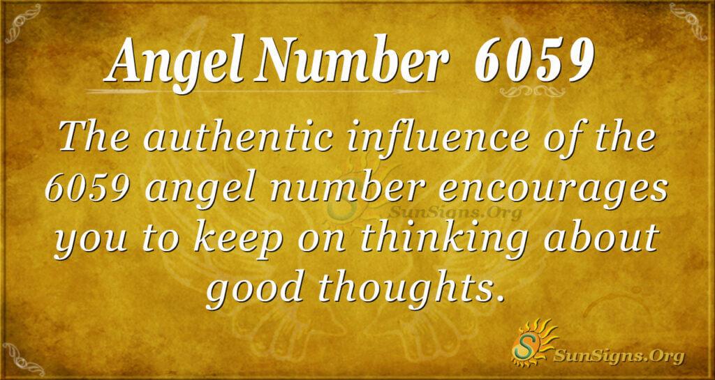 6059 angel number