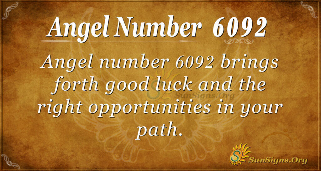 6092 angel number