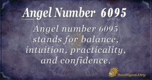 6095 angel number