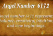 6172 angel number