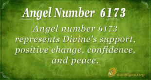 6173 angel number