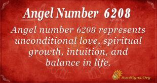 6208 angel number