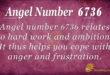 6736 angel number