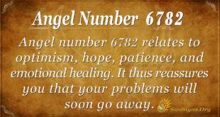 6782 angel number