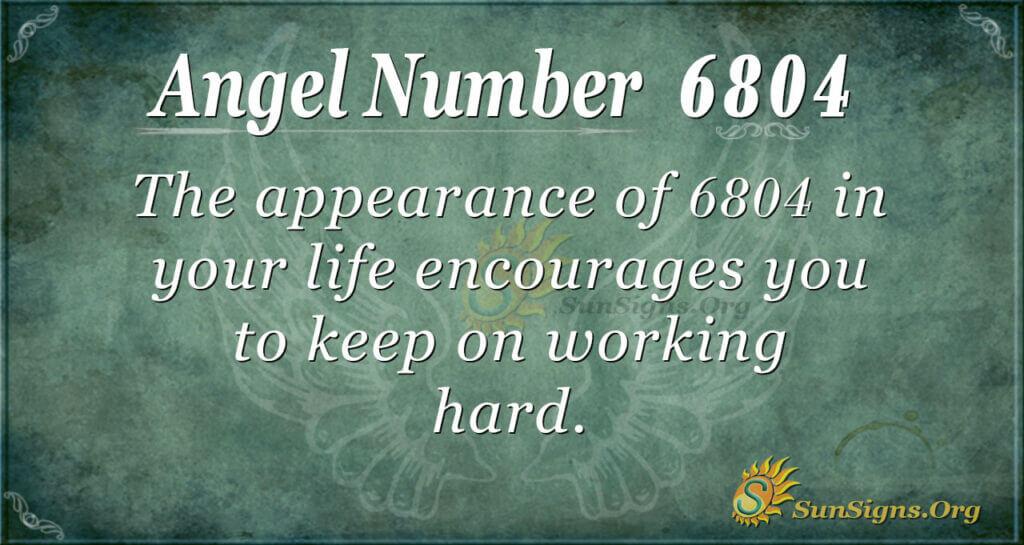 6804 angel number