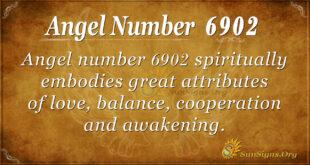 6902 angel number