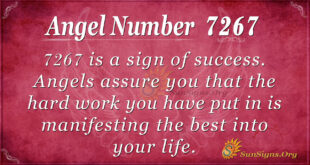 7267 angel number
