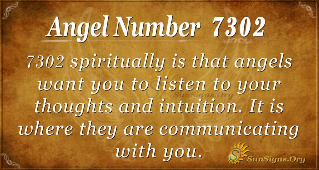 7302 angel number