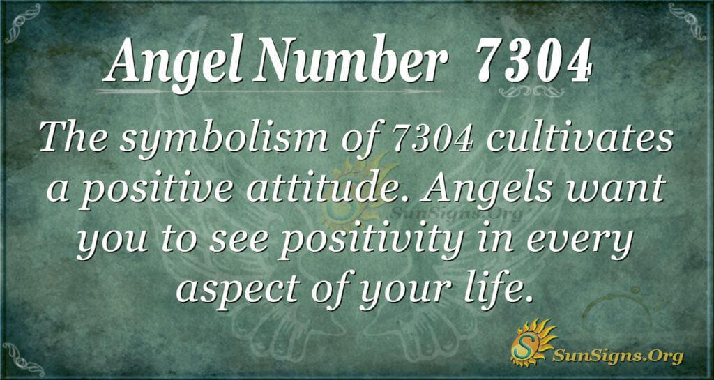 7304 angel number