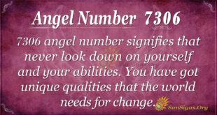 7306 angel number