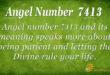7413 angel number