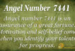 7441 angel number