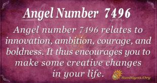 7496 angel number