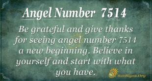 7514 angel number
