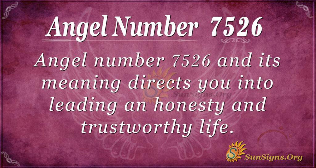 7426 angel number