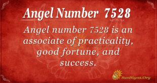 7528 angel number
