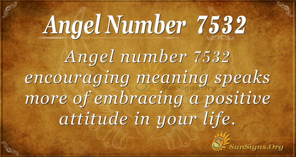 7532 angel number