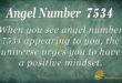7534 angel number