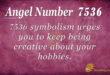 7536 angel number