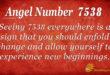7538 angel number