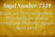 7539 angel number