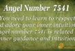 7541 angel number