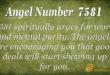 7581 angel number