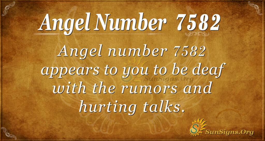 7582 angel number