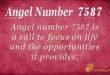 7587 angel number