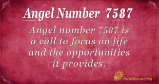 7587 angel number
