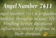 7611 angel number