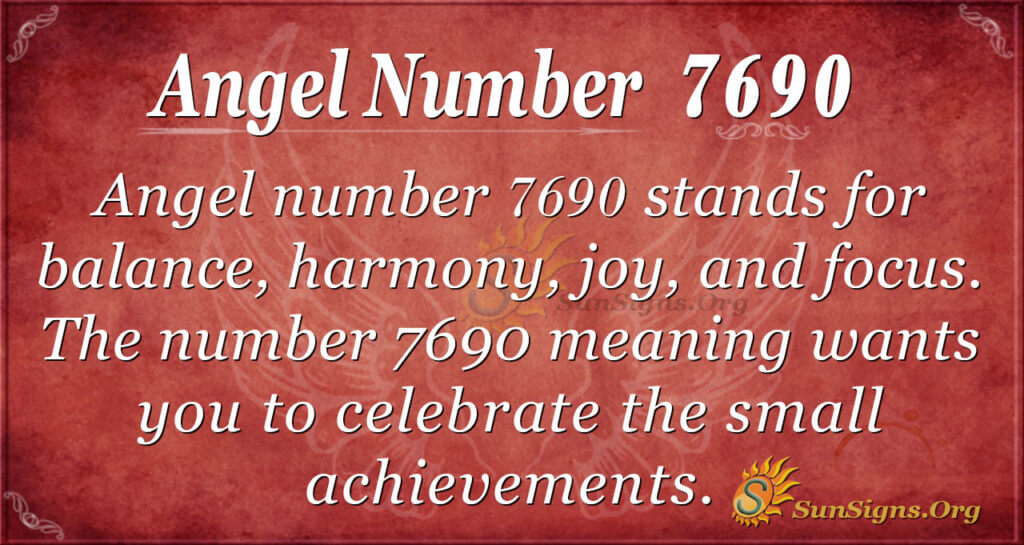 7690 angel number