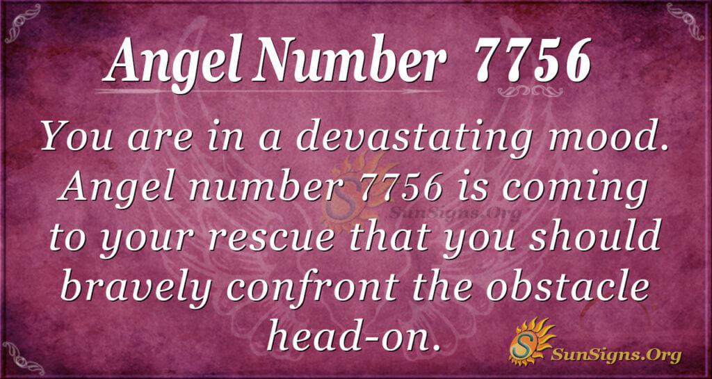 7756 angel number