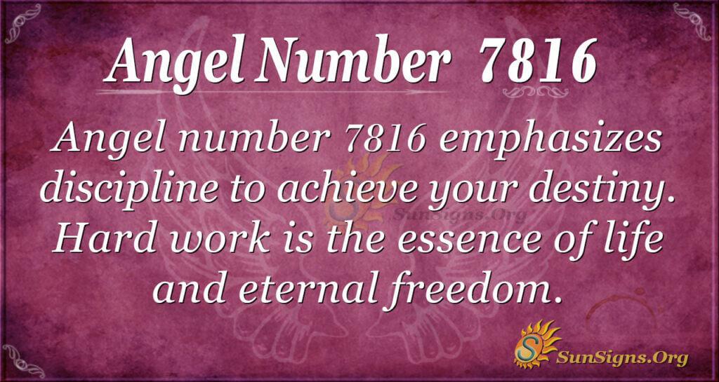 7816 angel number