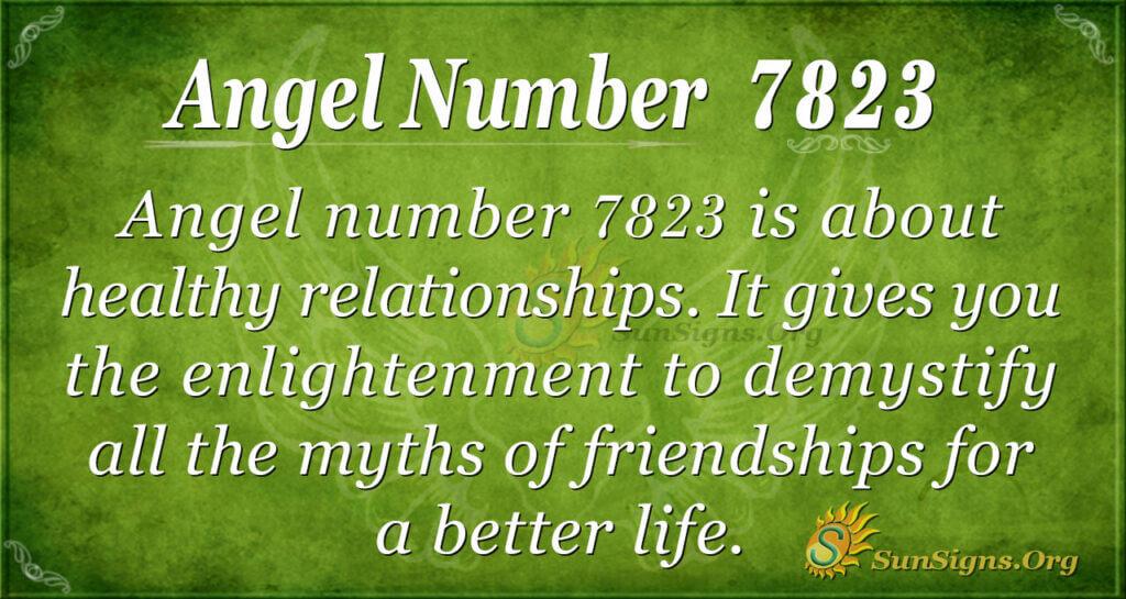 7823 angel number