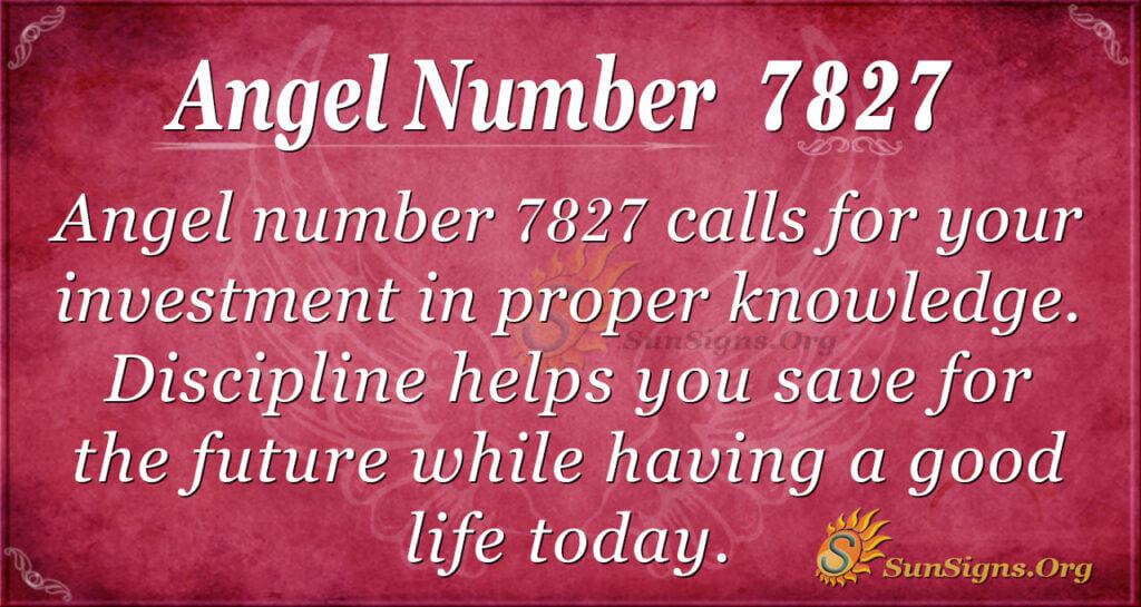 7827 angel number