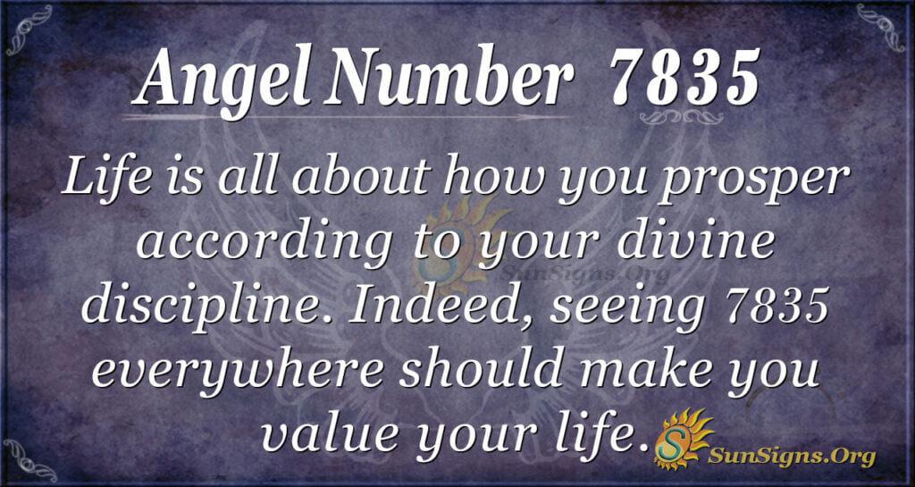 7835 angel number