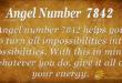 7842 angel number